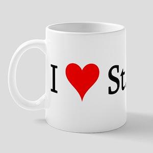 I Love St. Louis Mug