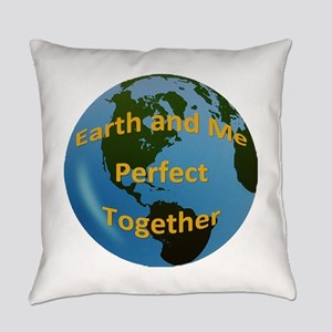 Earth Day Everyday Pillow