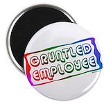 Gruntled/Happy Employee Magnet
