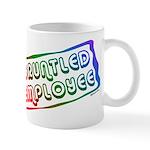 Gruntled/Happy Employee Lefty Mug