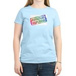 Gruntled/Happy Employee Women's Pink T-Shirt