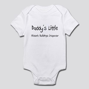 Daddy's Little Historic Buildings Inspector Infant