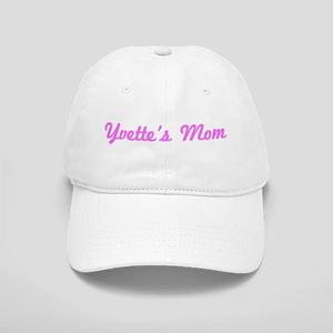 Yvette Mom (pink) Cap