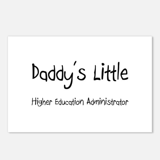 Daddy's Little Higher Education Administrator Post