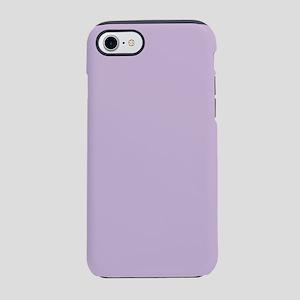Solid Lavender iPhone 8/7 Tough Case