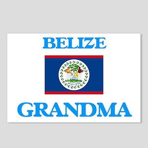 Belize Grandma Postcards (Package of 8)