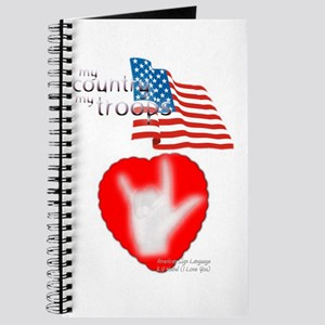 My Country, My Troops - Journal