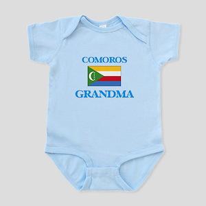 Comoros Grandma Body Suit