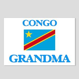 Congo Grandma Postcards (Package of 8)