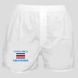 costa rica Grandma Boxer Shorts