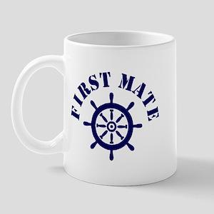 FIRST MATE Mug