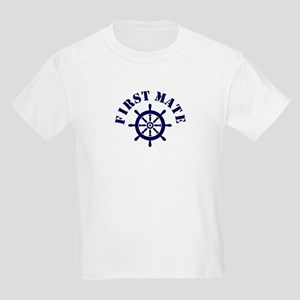 FIRST MATE Kids Light T-Shirt