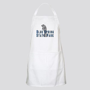 Blue Spring State Park Manate BBQ Apron