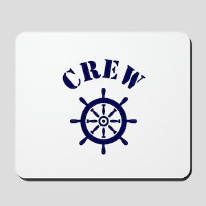 CREW Mousepad