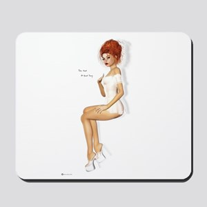 You had a bad day Mousepad
