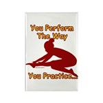 Gymnastics Magnets (10) - Perform