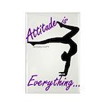 Gymnastics Magnet - Attitude
