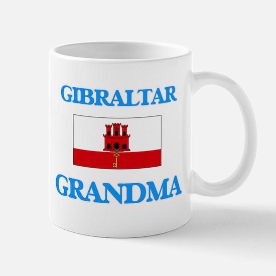 Gibraltar Grandma Mugs