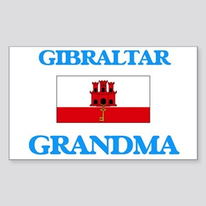 Gibraltar Grandma Sticker