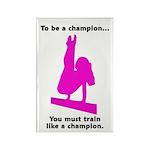 Gymnastics Magnets (10) - Champion