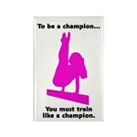 Gymnastics Magnets (100) - Champion