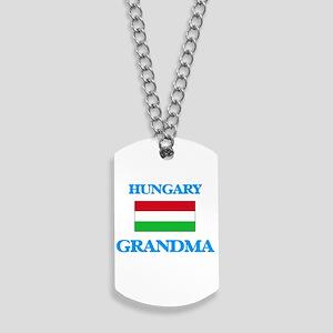 Hungary Grandma Dog Tags