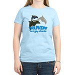 Dolphins Women's Light T-Shirt
