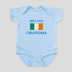 Ireland Grandma Body Suit