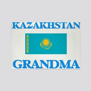 Kazakhstan Grandma Magnets