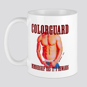 Colorguard Membership Mug