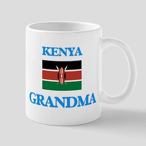 Kenya Grandma Mugs