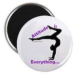 Gymnastics Magnets (10) - Attitude