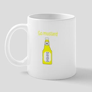 Go Mustard Mug