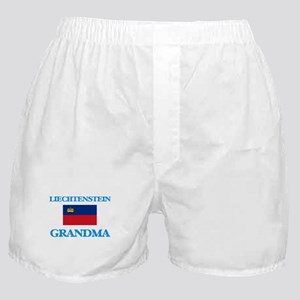 Liechtenstein Grandma Boxer Shorts