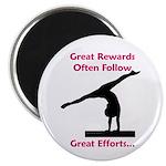 Gymnastics Magnets (10) - Rewards