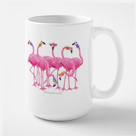 flamingos Mugs