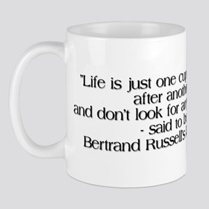 Life is Coffee Mug