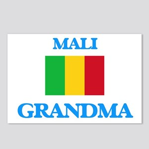 Mali Grandma Postcards (Package of 8)