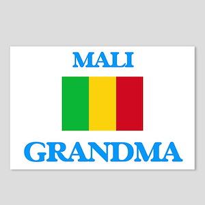 Mali Grandma Postcards (Package of 8)