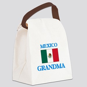 Mexico Grandma Canvas Lunch Bag