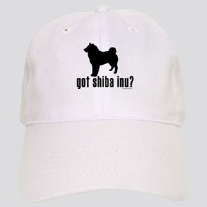got shiba inu? Cap