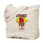 Atomic Fez Publishing Tote Bag (canvas)
