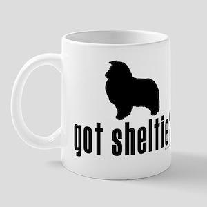 got sheltie? Mug