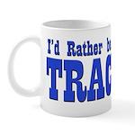I'd Rather be Tracking Mug