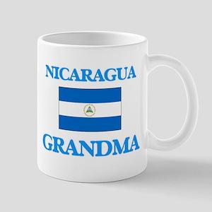 Nicaragua Grandma Mugs