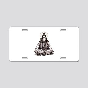 HARMONY Aluminum License Plate
