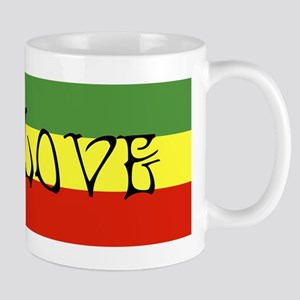One Love - small mug