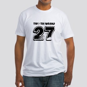 2027 Fitted T-Shirt
