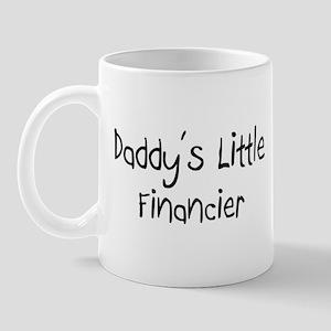 Daddy's Little Financier Mug