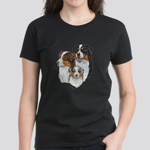 Australian Shepherd Women's Dark T-Shirt